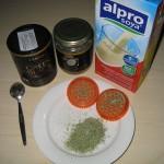 Kannabiskaakaon aineksia